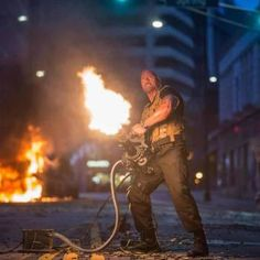 Due to Production Delays on Furious 7, The Rock Was Able to Have a Larger Part