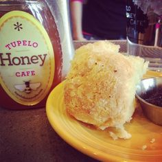 The most delicious biscuits—Tupelo Honey Cafe, Greenville SC // yeahTHATgreenville