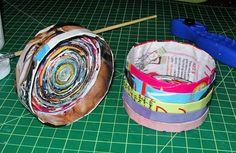 I Make: Magazine Boxes