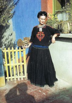 Frida by Florence Arquin, 1941