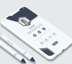 Design is art Design Android, Ios App Design, Web Ui Design, Interface Design, App Design Inspiration, Application Ui Design, Conception D'applications, Ui Design Mobile, Web Mobile