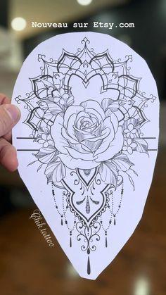 Daddy Tattoos, Dope Tattoos, Art Tattoos, Tatoos, Dots To Lines, Desenho Tattoo, Piercing, I Tattoo, Tatting