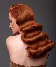 Robert Kirby Long Red Hairstyles