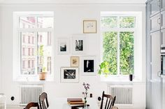 Fashionable dining room - sweet image