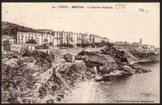 Le quartier saint Joseph en 1905.