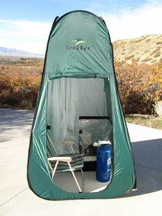 Deluxe Tent Shower