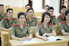 Beauty in Military
