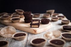 Homemade Peanut Butter Cups, Food52.