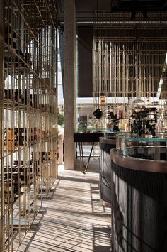 Sweet Alchemy pastry shop by Kois Associated Architects, Athens