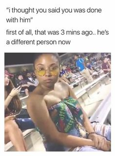 He's a diff person now. hahahahahahah hes a changed man huh! Stupid Funny Memes, Funny Relatable Memes, Funny Facts, Funny Tweets, Haha Funny, Funny Quotes, Hilarious, Lol, Black Memes