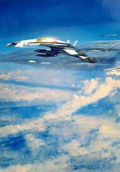 Normandy sr 2 concept art