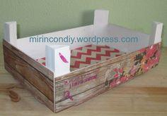 cajas de fresas decoradas - Cerca amb Google