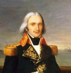 François-Paul Brueys d'Aigalliers, contrammiraglio