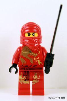 lego ninjago nrg kai with katana sword 9591 pinterest. Black Bedroom Furniture Sets. Home Design Ideas