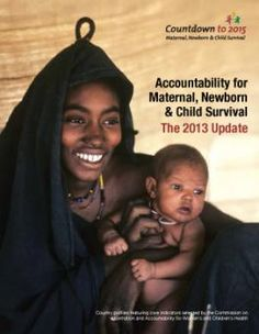 2013 WHO Report: Maternal mortality rates down, still work to do