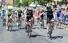 Froomey & Cav at Grand Depart Leeds