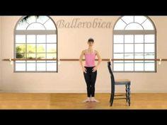 Ballet Workout - Beginning Ballet Barre Workout OP: pretty-is-as-pretty-does :)
