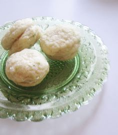 petite lime sandwich cookies filled with a cream cheese lime filling