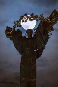 Kiev, Ukraine - Osman Karimov/AP Images