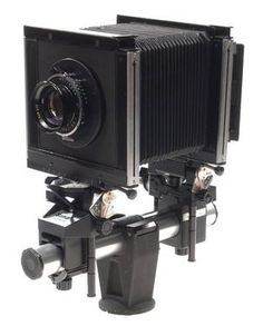 Sinar F 4x5 View Camera - I own one, but haven't used it in years. Time to buy some 4x5 Black and White film...