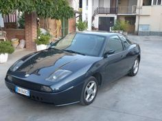 fiat coupe blu - no comment...
