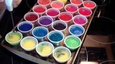 Look at all that color!!!  Micas, Micas, Micas!!!