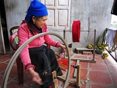 Traveling in northern Vietnam - Mai Chau. www.north-vietnam.com... #vietnam #trekking #travel #wander #maichau #wanderings #village