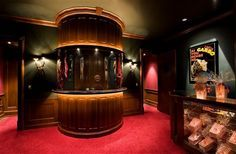 small theater lobby floor plans - Google Search