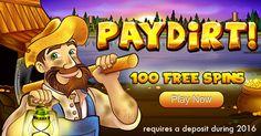 Exclusive Streak Gaming Pay Dirt Freeroll Slot Tournament With Jackpot Capital Casino! Lucky Tiger, Casino Promotion, Play Casino, Mobile Casino, Online Gambling, Online Casino Bonus, 100 Free, Slot Machine, Online Games