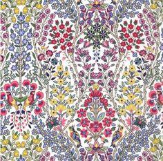 Girls Smocked Dresses, Andover Fabrics, London Spring, Lawn Fabric, Thing 1, Liberty Fabric, Liberty Of London, Green Print, Print Patterns