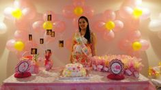 Ideas para decorar la mesa principal de tu baby shower