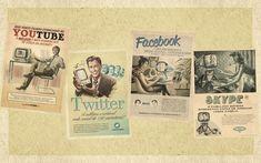 facebook retro - Pesquisa Google