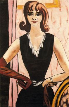 Page: Portrait of Quappi in pink and purple Artist: Max Beckmann Completion Date: 1931 Style: Expressionism Genre: portrait Dimensions: 110 x 70 cm Tags: female-portraits     Interaction Artists Artworks  English Sign in HomepageMax BeckmannSelf-portrait Self-portrait Selbstbildnis   Artist: Max Beckmann Completion Date: 1901 Style: Expressionism Genre: portrait Tags: male-portraits, famous-people, Max-Beckmann Share: Share on Facebook Share on Tumblr Share on Twitter    Image dimension…