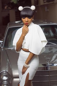 In The Spirit of Christmas: LISTEN To Mo'Cheddah's 'AGOGO'   Nigerian rapper and singer Mo'cheddah is back with a Christmas inspired song 'Agogo'. Listen below; christmas song female rapper mocheddah mocheddah christmas song