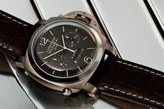 Panerai 311 | Panerai chrono monopulsante wrist watch