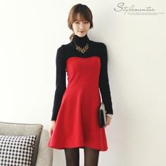 Buy 'Stylementor – A-Line Tube Dress' with Free International Shipping at YesStyle.com. Browse and shop for thousands of Asian fashion items from South Korea and more!