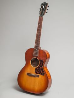 1936 Gibson made Grinnell Special Spanish in excellent condition.  Grinnell Brothers was the largest music retailer in Michigan in the 1930s.  They had Gibson make them a house brand in the mid 30s.
