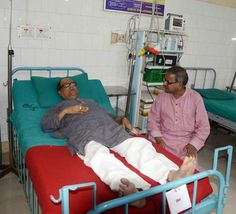Siliguri Mayor Discharged from Hospital   Siliguri Mayor Asok Bhattacharya was discharged from Siliguri district hospital on Sunday a day after he was attacked allegedly by Trinamool Congress councillors during a monthly session of Siliguri Municipal Corporation. The 68-year-old CPM leader was admitted to the ICU unit after he sustained an injury to his forehead. As his condition became stable Bhattacharya requested the doctors to release him.  A lot of people were coming to visit me at the…
