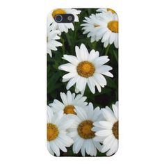 WestCreek Photo Design iPhone5 cover, glossy or matte finish http://www.zazzle.com/westcreek_daisy_glossy_matte_iphone_5_cases-256716211534008765?rf=238232710640538046
