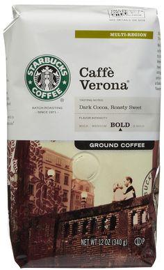 My favorite Starbucks Coffee bean