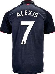 710d2577a 2017 18 Puma Arsenal Alexis Sanchez 3rd Jersey. Buy it from SoccerPro  Arsenal Jersey