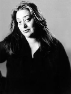 One of the most motivating women. The amazing architect, Zaha Hadid. Architectes Zaha Hadid, Zaha Hadid Architects, Zaha Hadid Interior, Architectural Association, Architectural Digest, Fluid Design, Rem Koolhaas, Scorpio Woman, School Architecture