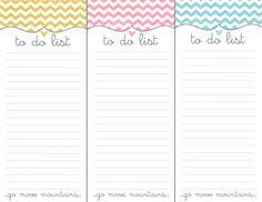 The Modern Polkadot: Freebie to do list Arc Planner, Planner Pages, Life Planner, Happy Planner, To Do Lists Printable, Printable Planner, Free Printables, Smash Book, Filofax Pocket