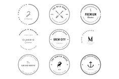 Custom Logo Design, Custom Logos, Round Logo Design, Graphic Design, Thank U Cards, Make Your Own Logo, Business Stamps, Logo Stamp, Dj Logo