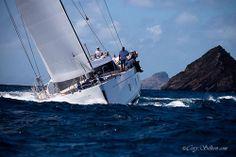 #StBarthsBucket #regatta #superyacht Photography Cory Silken