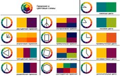 цветовой круг иттена скачать шаблон - Поиск в Google