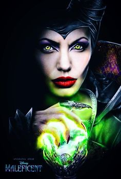 """Maleficent - The """"Sleeping Beauty"""" tale is told from the perspective of the…"""
