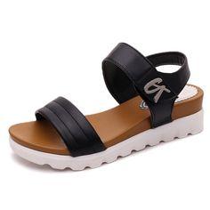 $9.02 (Buy here: https://alitems.com/g/1e8d114494ebda23ff8b16525dc3e8/?i=5&ulp=https%3A%2F%2Fwww.aliexpress.com%2Fitem%2F2017-Summer-Gladiator-Sandals-Women-Aged-Leather-Flat-Fashion-Women-Shoes-Casual-Occasions-Comfortable-The-Female%2F32795591545.html ) 2017 Summer Gladiator Sandals Women Aged Leather Flat Fashion Women Shoes Casual Occasions Comfortable The Female Sandals for just $9.02