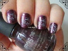 Estilo Uñas: Stamped Nails