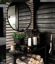 Balcony Design, Patio Design, House Design, Garden Design, Outdoor Lounge, Outdoor Fun, Outdoor Decor, Porch Decorating, Interior Decorating